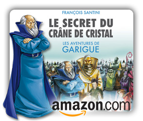 LE MAGE BLEU SUR AMAZON !