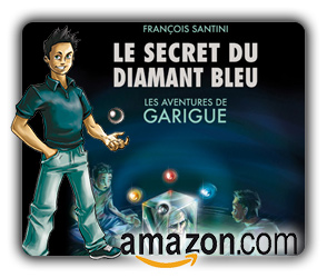 GARIGUE EST SUR AMAZON !