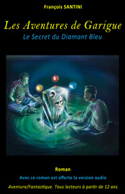 Le secret du diamant bleu
